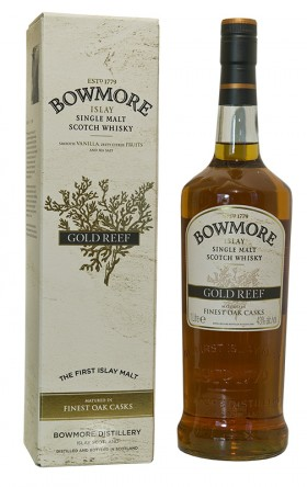 Bowmore Gold Reef 1 Liter