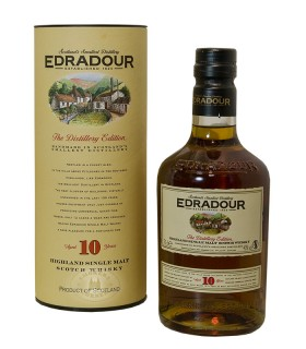 Edradour 10 Jahre Highland Single Malt