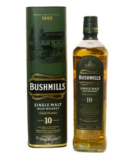 Bushmills 10 Jahre irish Single Malt