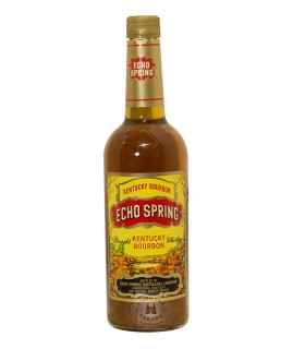 Echo Spring Straight Kentucky Bourbon