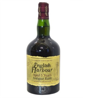 English Harbour Rum 5 Jahre