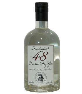 Foxdenton 48 London Dry Gin