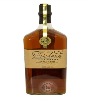 Prichards Double Barreled Bourbon