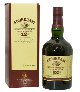 Redbreast 12 Jahre Irish Single Pot Still