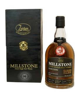 Millstone Dutch Single Malt Oloroso cask