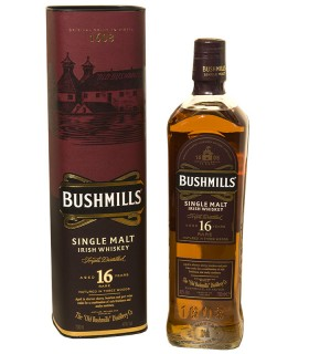 Bushmills 16 Jahre Irish Single Malt