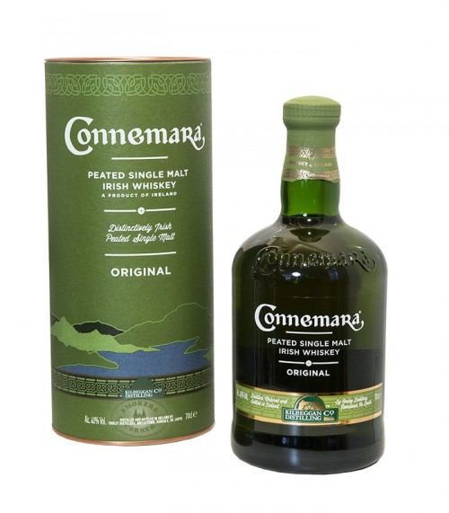 Connemara Peated Irish Single Malt