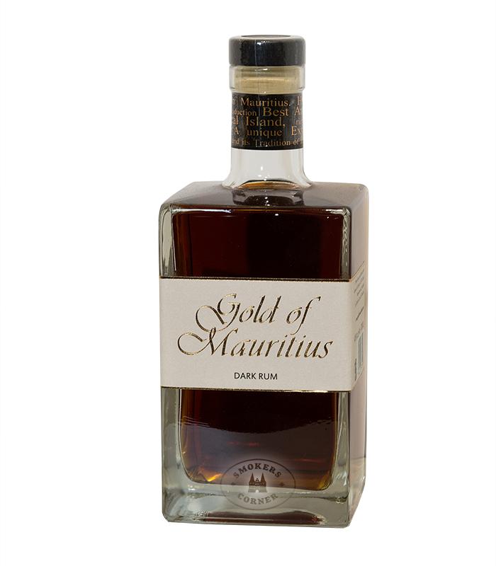 gold of mauritius dark rum kaufen in l beck bei smokers corner. Black Bedroom Furniture Sets. Home Design Ideas