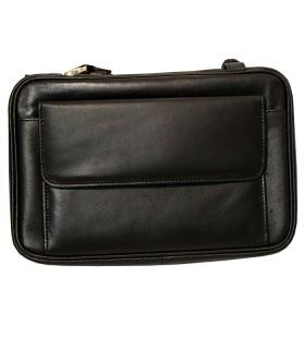 4er Pfeifentasche mit Vortasche