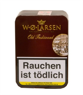 WO Larsen Old Fashioned
