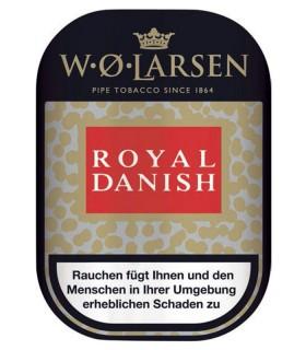 WO Larsen Royal Danish