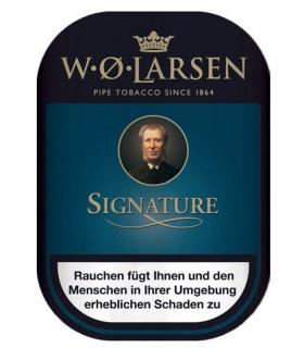WO Larsen Signature