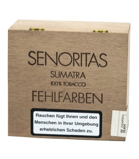 Senoritas Sumatra Fehlfarben
