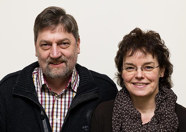 Andrea und Michael Derlin
