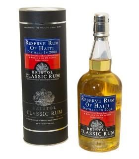 Bristol Reserve Rum Haiti 2004