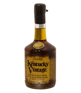 Kentucky Vintage Bourbon Whiskey