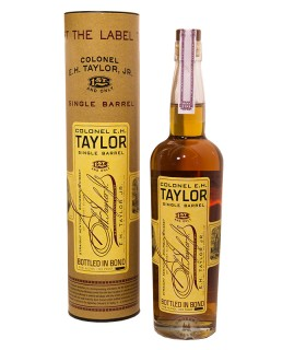 EH Taylor Single Barrel Whiskey