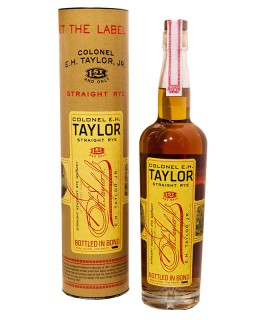 EH Taylor Straight Rye Whiskey