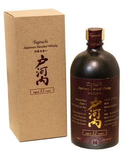 Togouchi Japanese Blended Whisky 12 Years