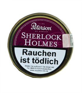 Peterson Sherlock Holmes Pfeifentabak