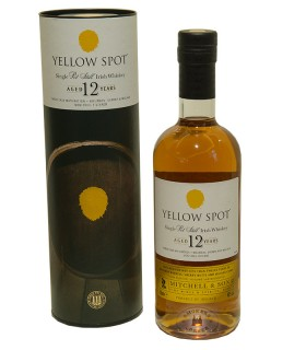 Yellow Spot 12 Jahre Irish Whiskey