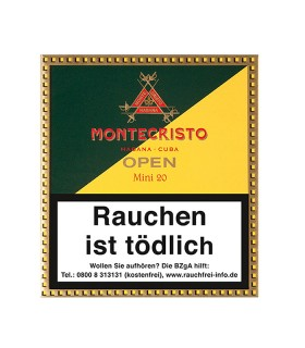Montecristo Open Mini 20er