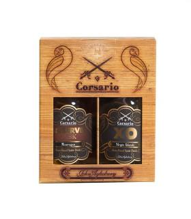 Corsario 2er Set Rum