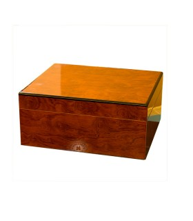 Humidor Savoy by Ashton Bubinga Small