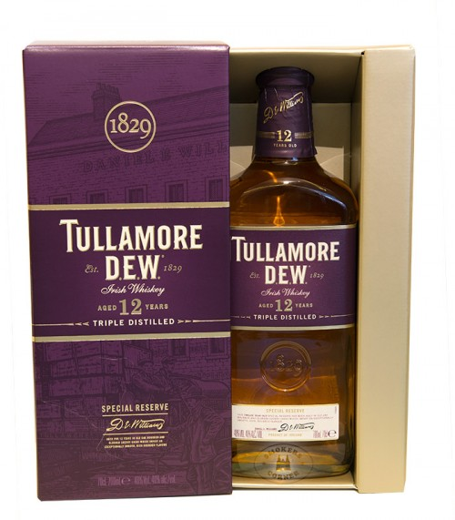 Tullamore Dew 12 Jahre Special Reserve
