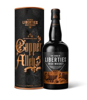 The Dublin Liberties Copper Alley 10 Jahre Irish Single Malt
