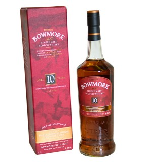 Bowmore 10 Jahre inspired by Devils Cask