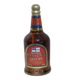 Pussers Navy Rum Spiced