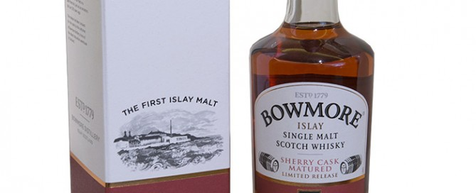 Bowmore 9 Jahre - Whisky des Monats September