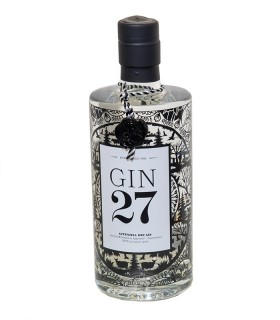 Gin 27 Appenzell Dry Gin