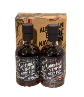 Austrian Empire Navy Rum Set