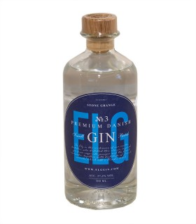 Elg Gin No 3 Navy Strength