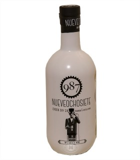 987 Nueveochosiete London Dry Gin