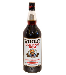 Woods 100 Old Navy Rum