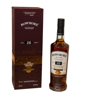 Bowmore 26 Jahre The Vintners Trilogy