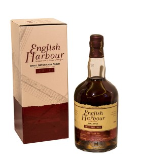 English Harbour Rum Sherry Cask Finish