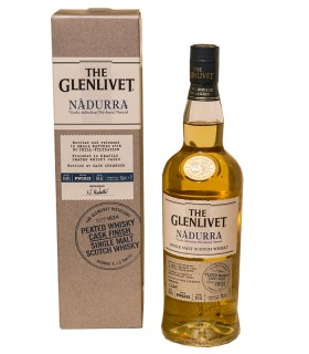 The Glenlivet Nadurra Peated Whisky Cask Finish