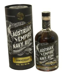 Austrian Empire Navy Rum Anniversary