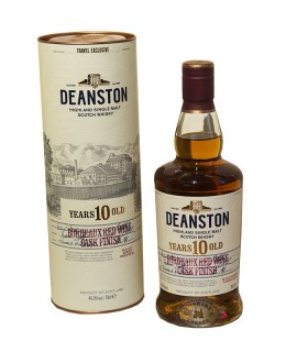 Deanston 10 Jahre Bordeaux Red Wine Finish