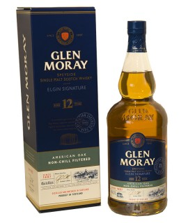 Glen Moray Elgin Signature 12 Jahre