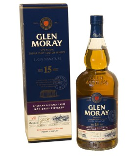 Glen Moray Elgin Signature 15 Jahre