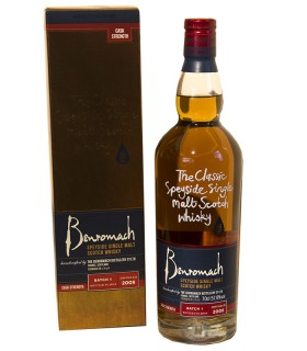 Benromach Cask Strength Batch 1